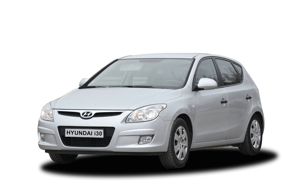 Rent a car in Thessaloniki - Rent a Hyundai i30
