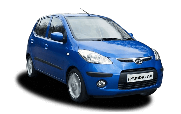 Rent a car in Thessaloniki - Rent a Hyundai i10
