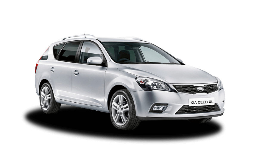 Rent a car in Thessaloniki - Rent a KIA CEED XL