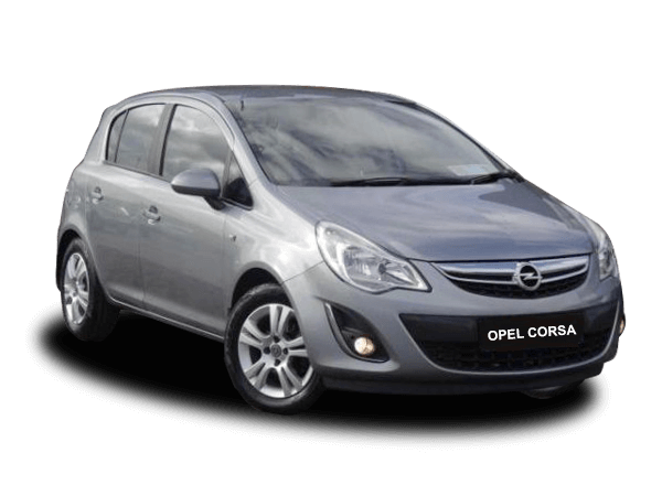 Rent a car in Thessaloniki - Rent an Opel Corsa
