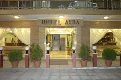 hotel avra thessaloniki