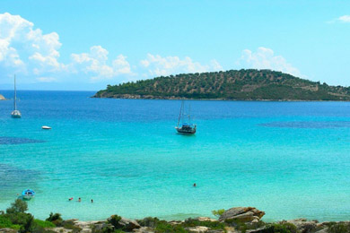 rent a car Halkidiki Greece