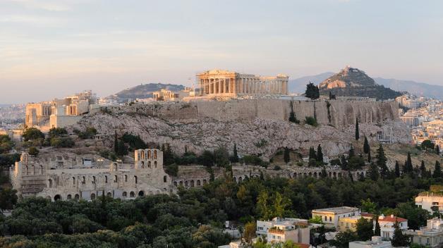 Rent a car to explore Athens