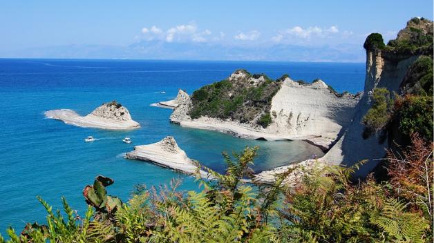 Rent a car to explore Corfu