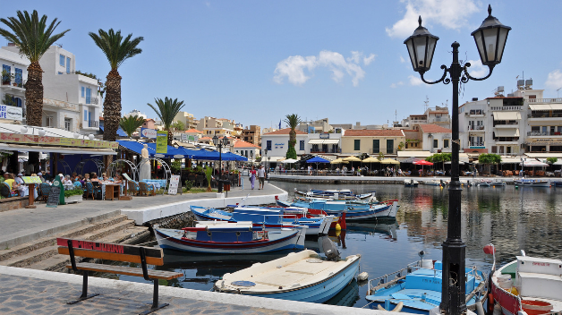 Rent a car to explore Agios Nikolas in Crete