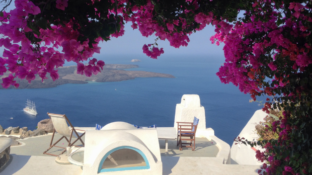 Rent a car to explore Cyclades islands