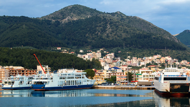 Rent a car to explore Igoumenitsa