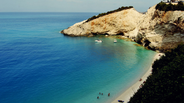 Rent a car to explore Lefkada