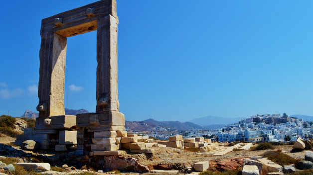 Rent a car to explore Naxos