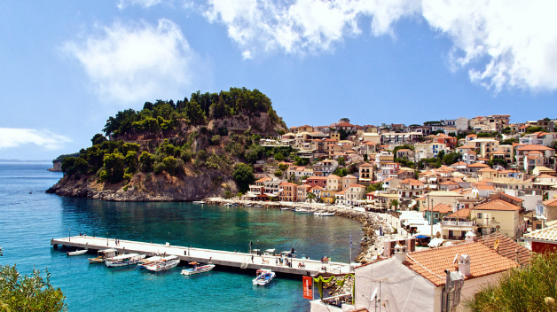 Rent a car to explore Parga