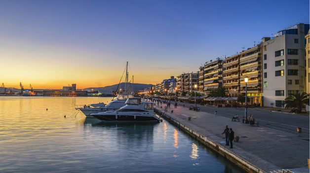 Rent a car to explore Volos